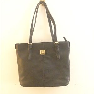 Anne Klein black bag